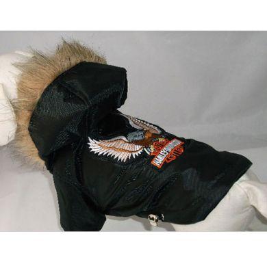 Harley Davidson Dog Coat photo - 1