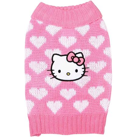 Hello Kitty Dog Sweater photo - 1