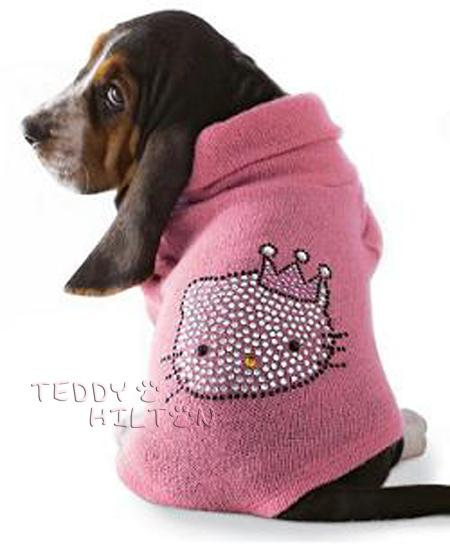 Hello Kitty Dog Sweater photo - 3
