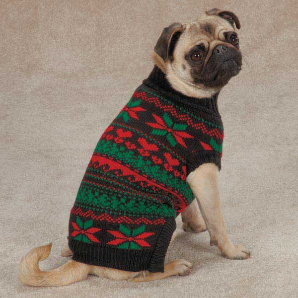Holiday Sweaters For Dogs photo - 1