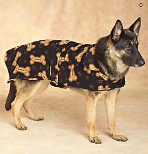 Large Dog Coat Pattern photo - 1