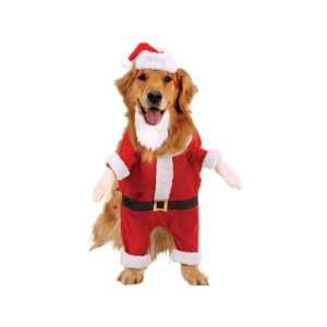 Large Dog Santa Outfit photo - 3