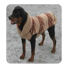 Large Dog Sweater photo - 3