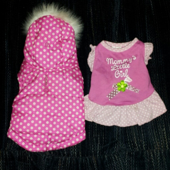 Lulu Pink Dog Clothes photo - 1