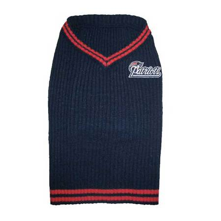 Patriots Dog Sweater photo - 2