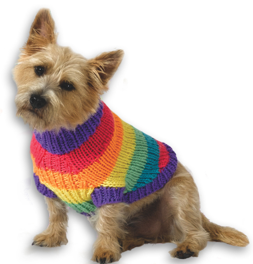 Patterns For Dog Jumpers photo - 1