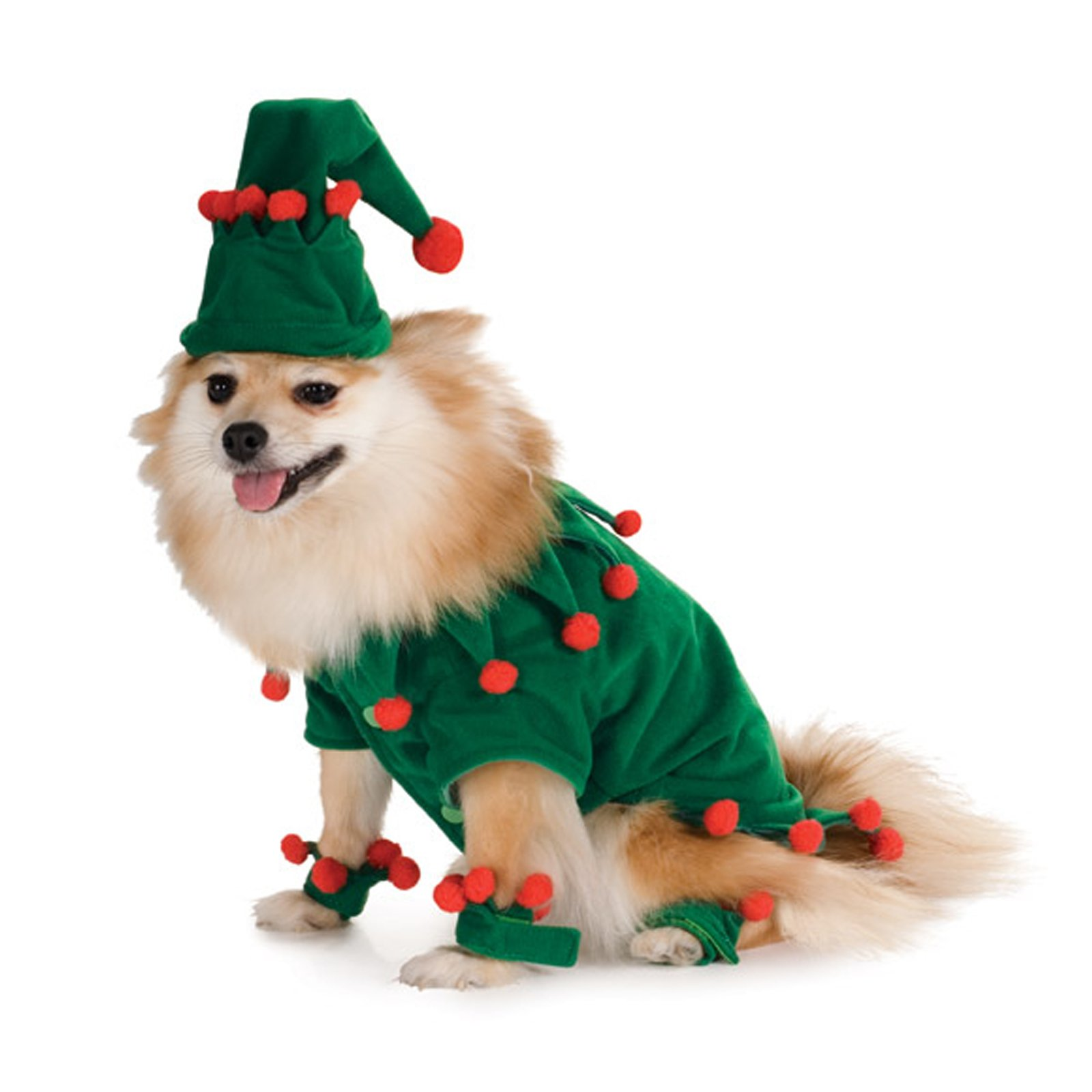 Pet Christmas Costume photo - 1