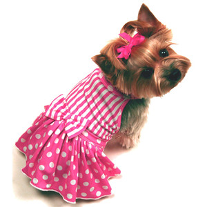 Pink Dog Clothes photo - 1