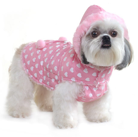 Pink Dog Coats photo - 1