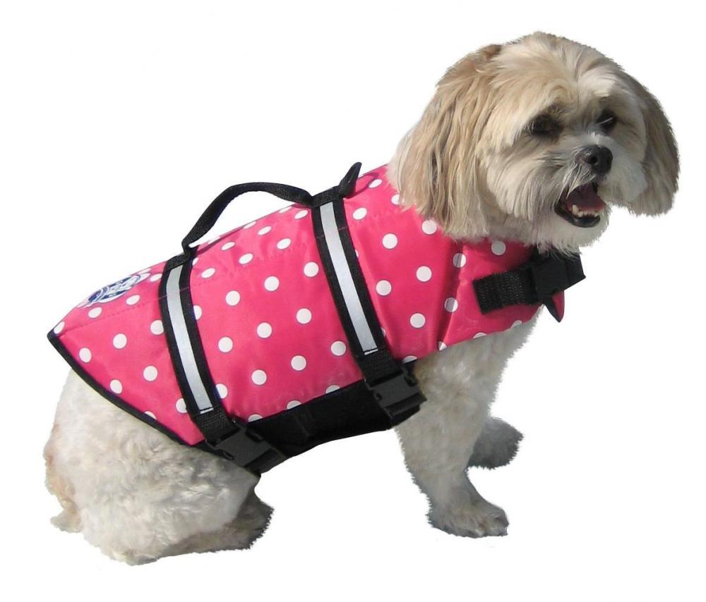 Pink Dog Jacket photo - 1
