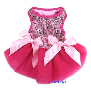 Pink Dog Outfits photo - 1