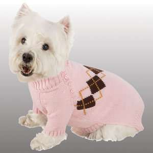 Pink Dog Sweater photo - 2