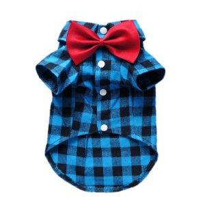 Plaid Dog Clothes photo - 1