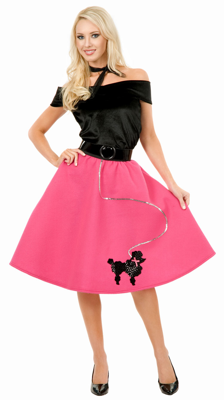 Poodle Skirt Hairstyles photo - 1
