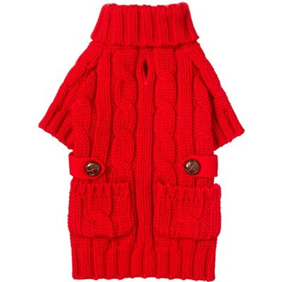 Red Dog Sweater photo - 2