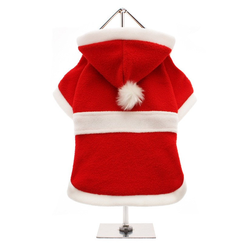 Santa Dog Outfit photo - 1