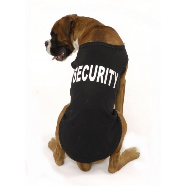 Security Dog T Shirt photo - 1