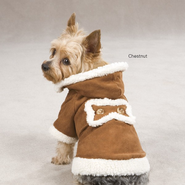 Sherpa Dog Jacket photo - 1