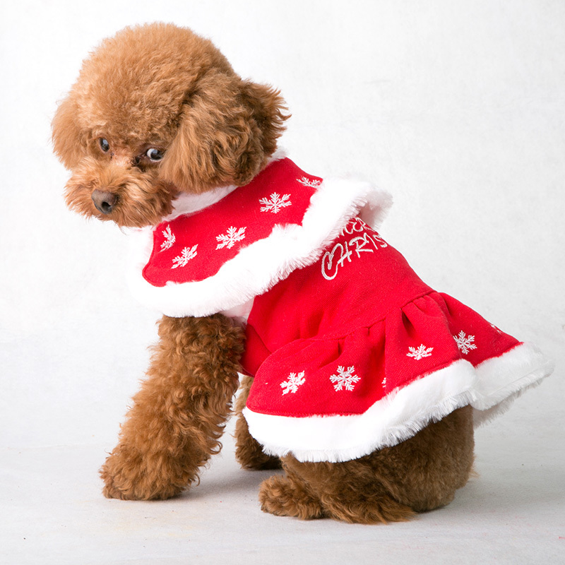 5c384b680d4 Small Dog Christmas Clothes ▻ Dress The Dog - clothes for your pets!