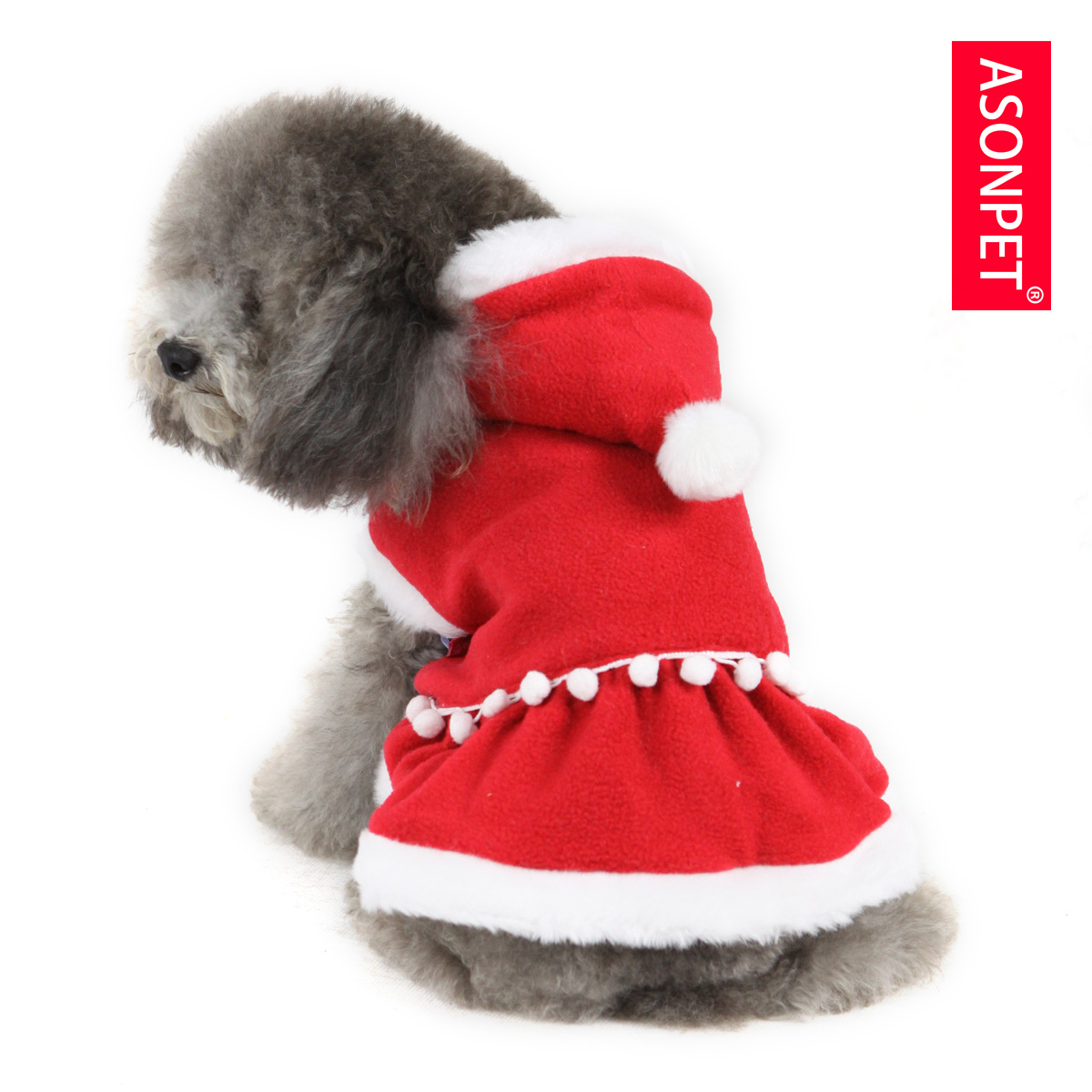 Small Dog Christmas Clothes photo - 2