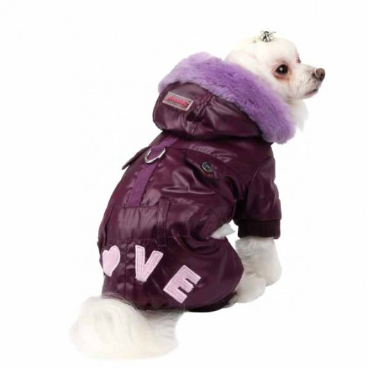 Snow Suit For Dogs photo - 3