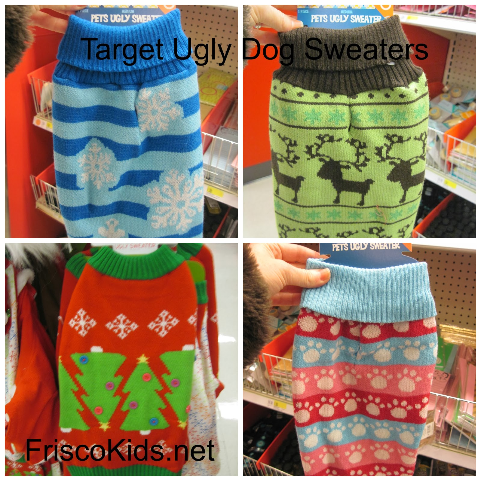 Target Dog Sweaters photo - 3