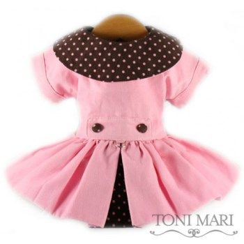 Toni Mari Dog Clothes Dress The Dog Clothes For Your Pets