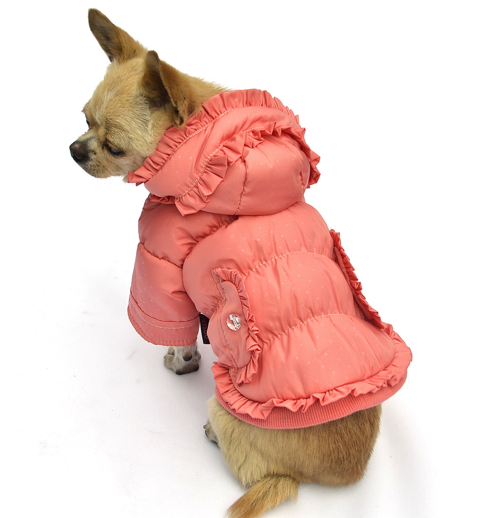 Trendy Dog Coats photo - 1