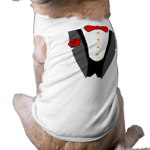 Tuxedo Shirt For Dogs photo - 3