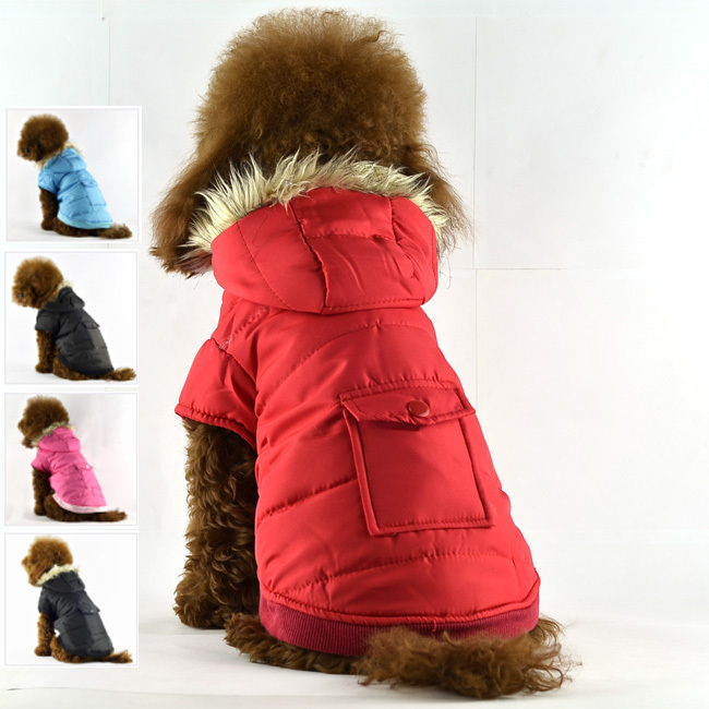 Warm Dog Coats For Small Dogs photo - 1