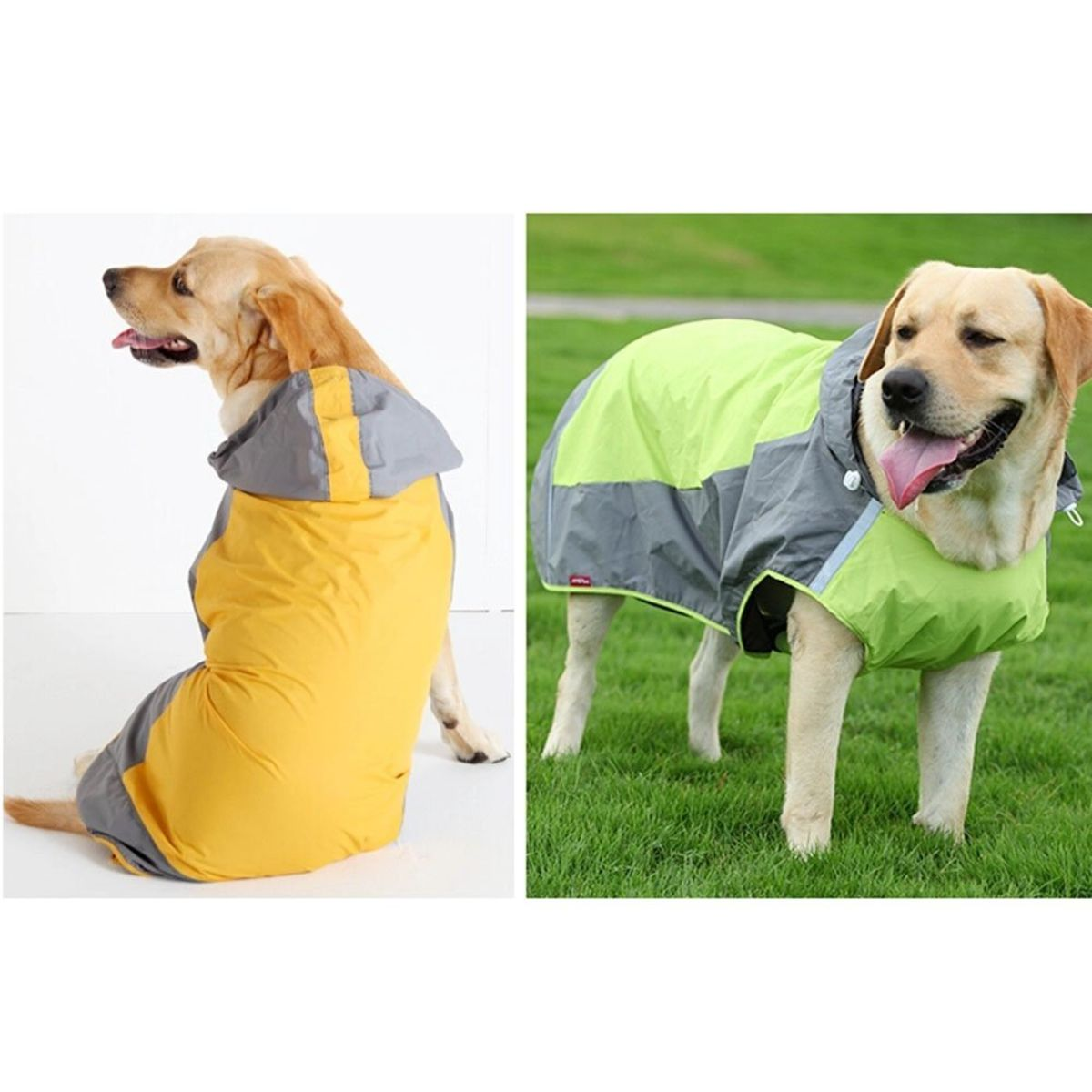 Waterproof Dog Coats With Hoods photo - 3